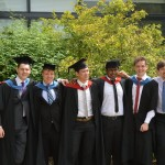 Graduation and final thoughts on doing a research-based degree