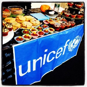 UNICEF on Campus Bake Sale