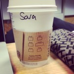 Who is Sara...?