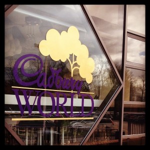 Cadbury's World, Bournville, Birmingham