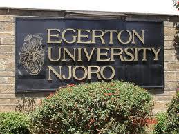 Egerton University Njoro Campus