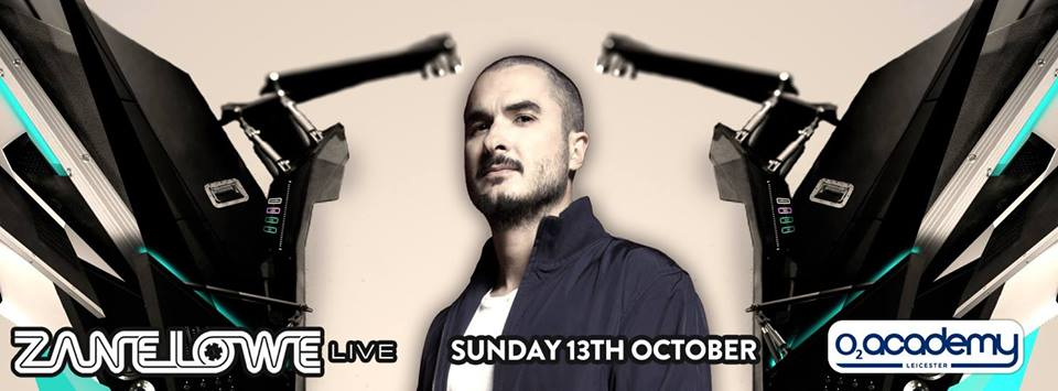 Much as the falling of the leaves signal Autumn, Zane Lowe signals the start of hard work at University