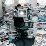 Accurate representation of my desk at the moment...