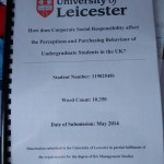 Dissertation Submitted…