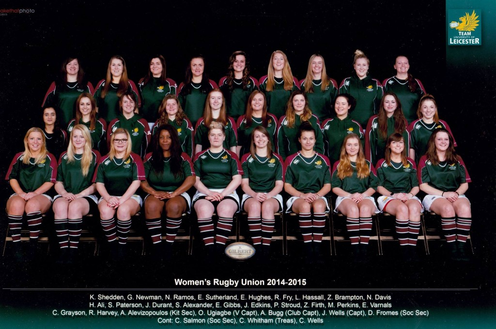ULWRFC Team Photo 2014-15