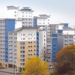 First year student accommodation