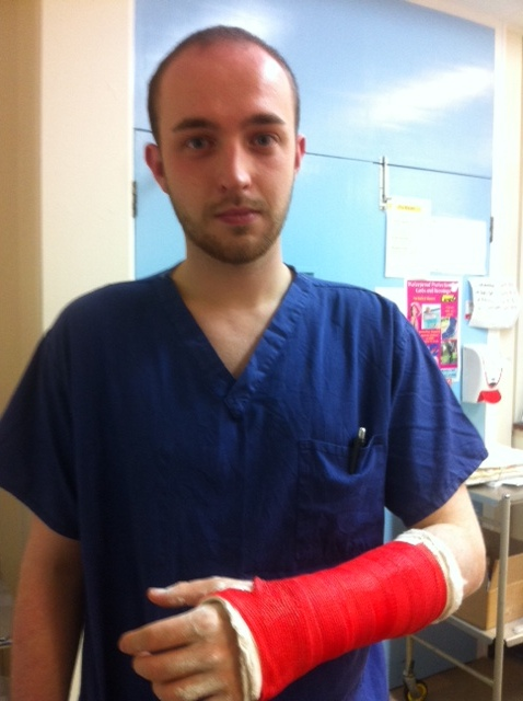 Plaster Cast for your Forearm – Medicine Student blog