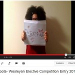 Roots- My Final Year Pre-Elective Video!