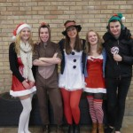 Christmas at Cadbury's World
