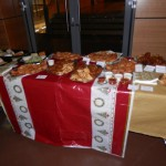 Our festive buffet