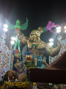 One of the Fallas