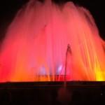 Fountain Show!