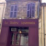 Le Bistrot Lyonnais, proudly serving up brains on Rue Carreterie