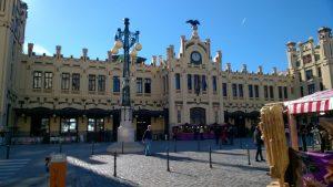 Estació del Nord, Valencia