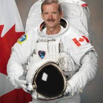 Born 29 August 1959 After retiring as a Colonel from the Canadian Airforce in 2003 Chris Hadfield became a civilian astronaut working for the Canadian Space Agency