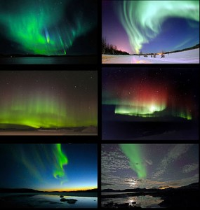Wish I had the chance to go see the aurora!