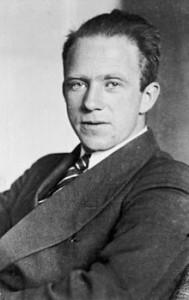 Photograph of Werner Heisenberg