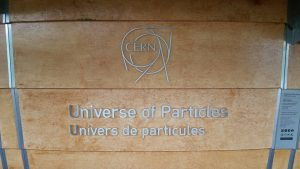 Entrance to CERN