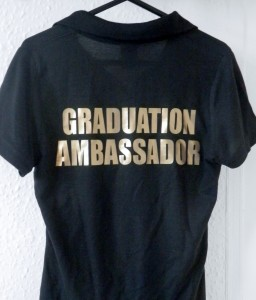 Graduation Ambassador Uniform