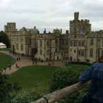 Adventures at Warwick Castle!