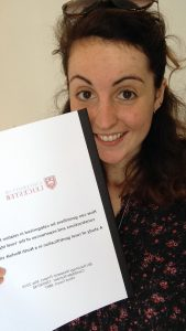 Obligatory dissertation selfie