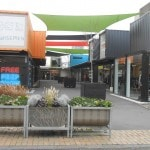 A shipping container shopping centre?!