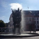 The prettiest fountain at Mainz