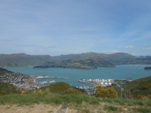 Lyttelton and bays