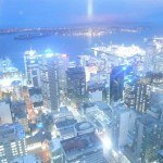 Auckland – volcanoes, karaoke and crazy heights