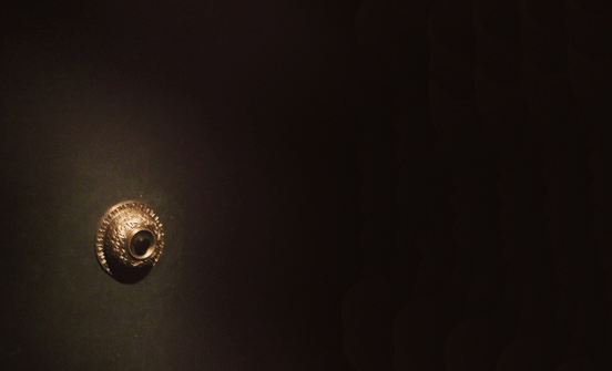 The illuminated doorbell