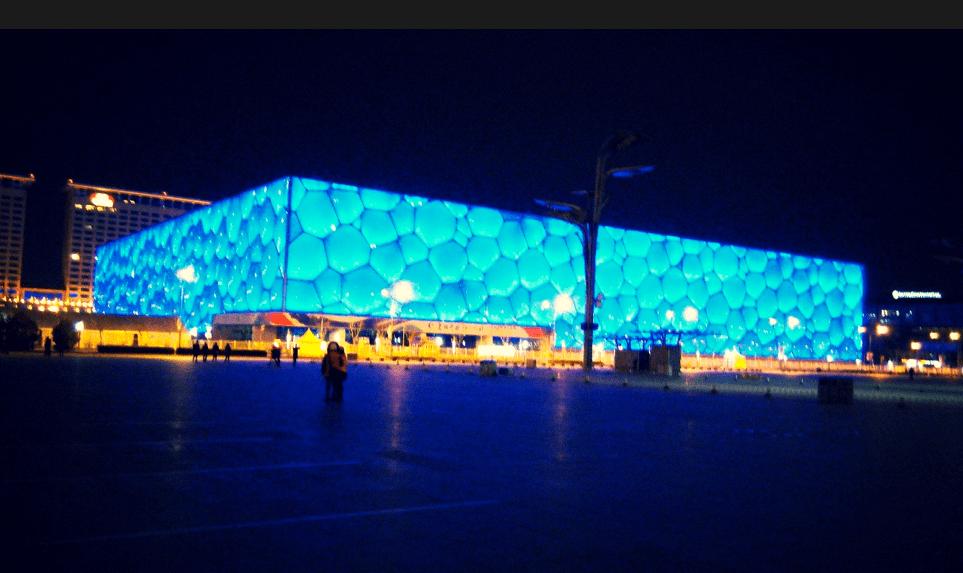 Beijing 2008 Olympic Aquarium