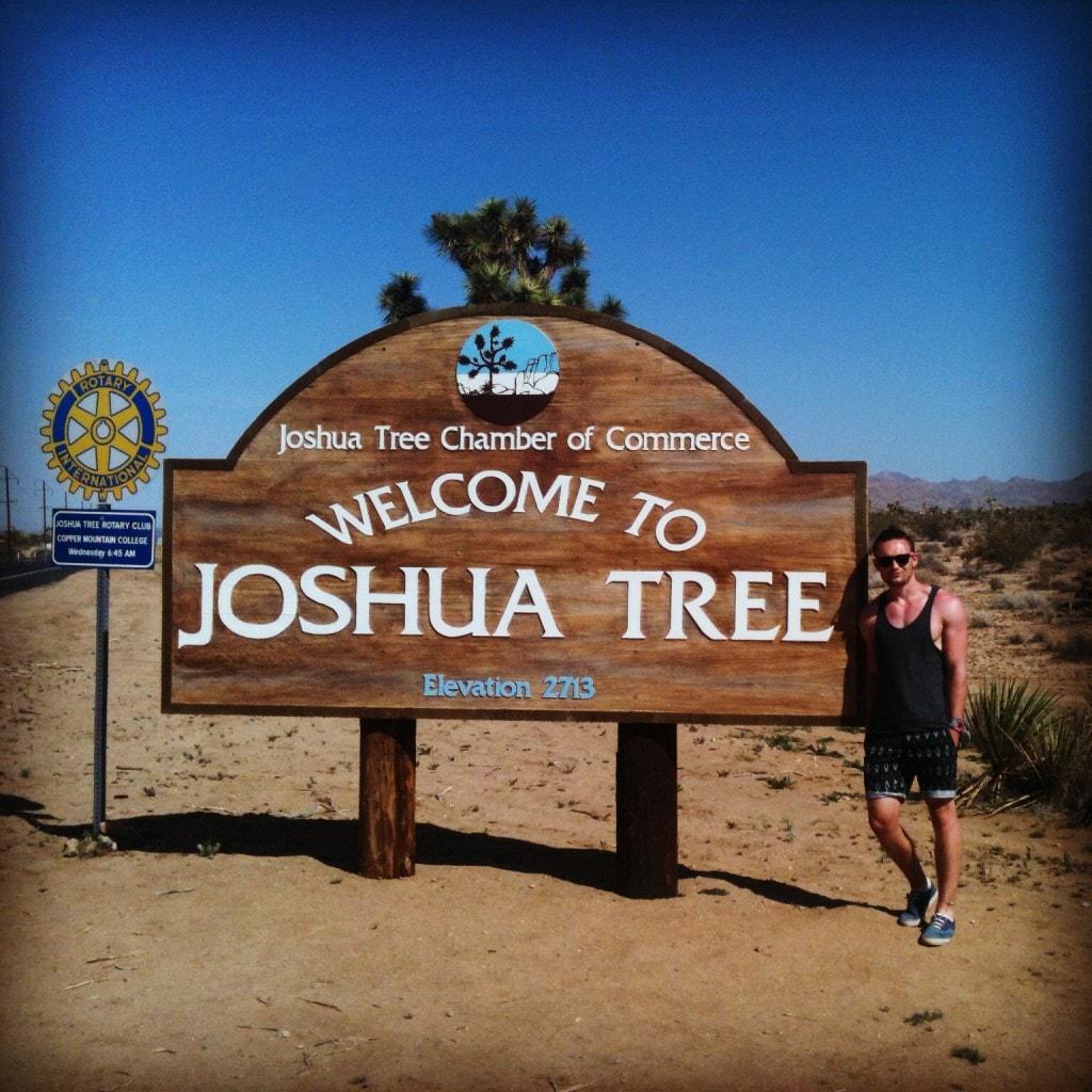 Welcome to Joshua Tree