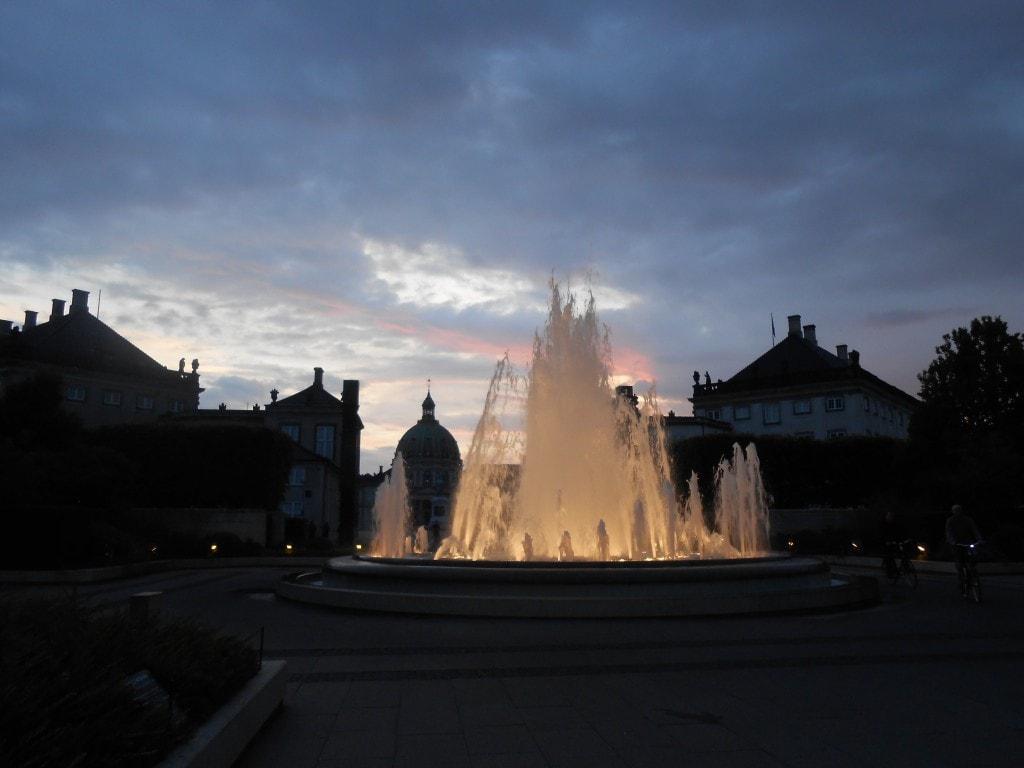 CPH Fountain