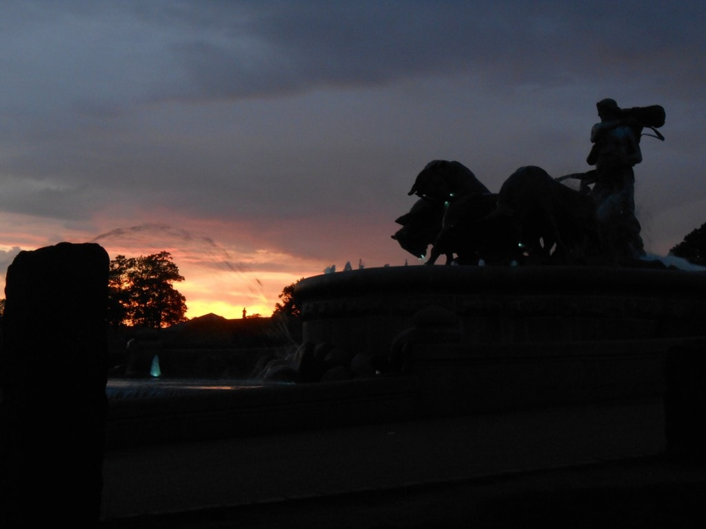 Gefioin Fountain