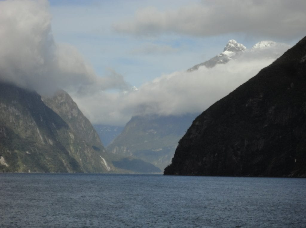 Milford Sound. Best viewed by boat