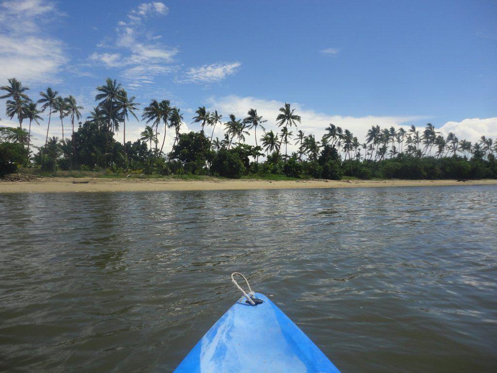 Kayaking ....