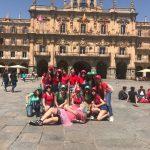 University life- Salamanca